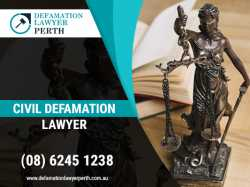 Hire best civil defamation lawyer in Perth