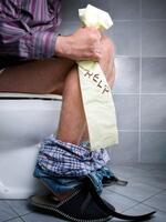 How to get rid of constipation fast in 5 minutes